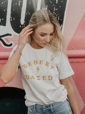 Desert Dazed Tee in White