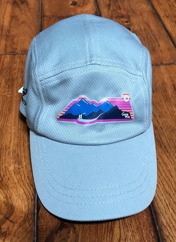 Gotta Run Lifestyle Headsweats Race Hat - Gray