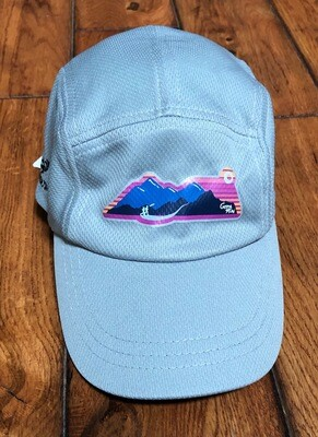 Gotta Run Lifestyle Headsweats Race Hat - Gray
