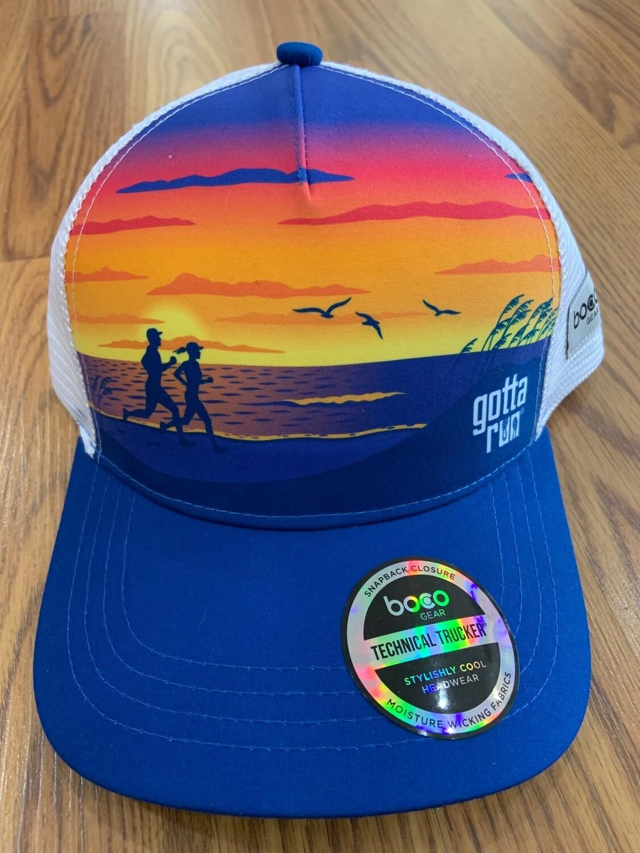 Gotta Run Lifestyle Beach Runners technical trucker