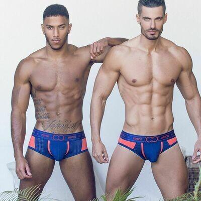 2EROS Kratos Underwear - Brief Fiery Sea