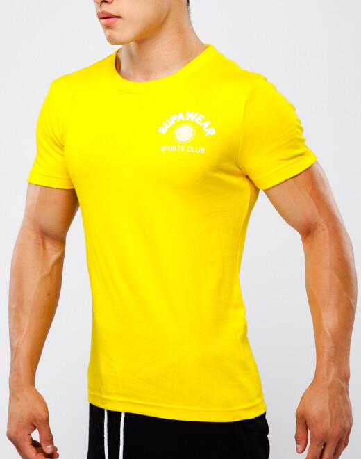 SUPAWEAR - Sports Club T's (Yellow)