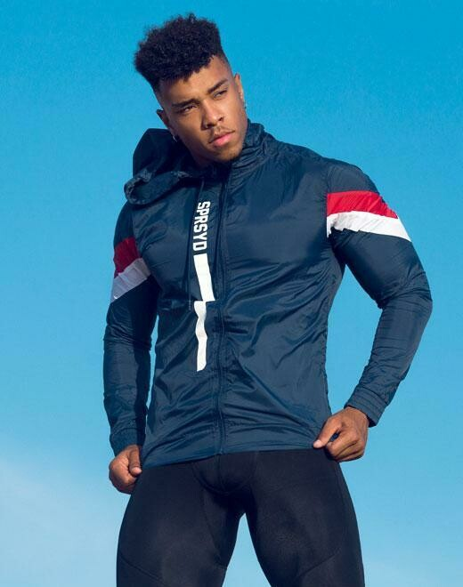 Supawear Breeze Jacket - Blue
