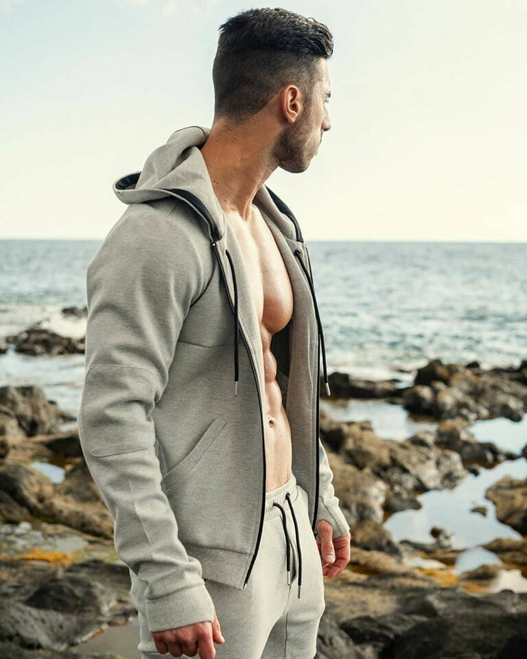 Supawear Apex Jacket - Grey Marle