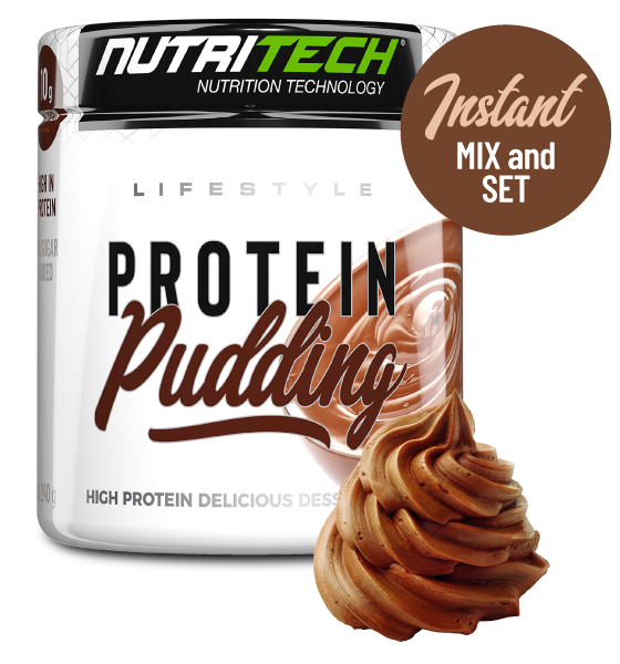 PROTEIN PUDDING 240g
