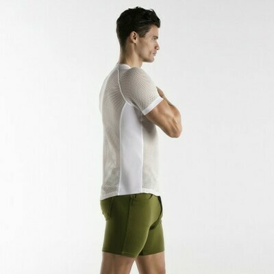 CODE 22 - 3322   Mesh T-Shirt