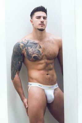 2EROS Adonis Jockstrap Underwear - White