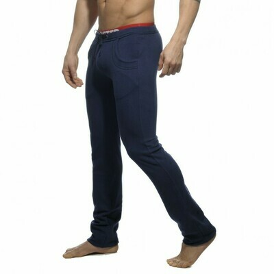 ADDICTED - AD416 Combined Waistbrand Pants