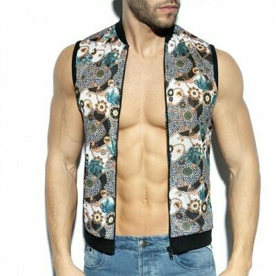 E.S. COLLECTION - SP234 Baroque Vest