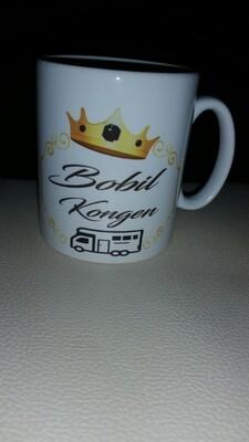 Bobil kongen kopp