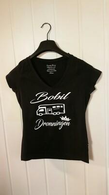 Bobil Dronningen t-shirt