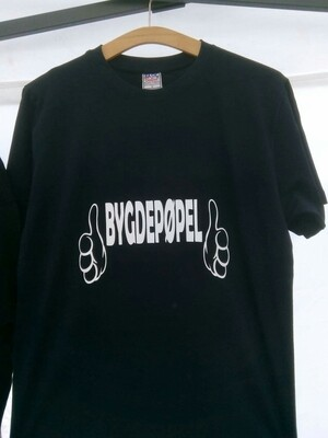 Bygdepøbel t-shirt
