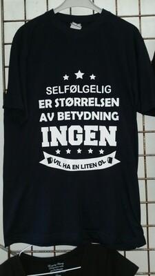 Øl t-shirt
