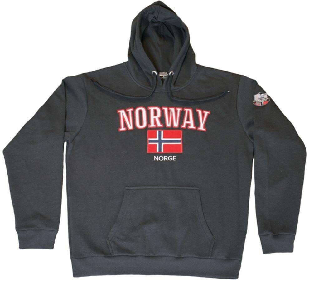 Norway genser, mørk grå