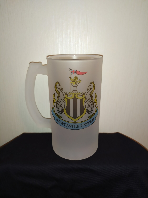 Øl krus Newcastle United 0.5L