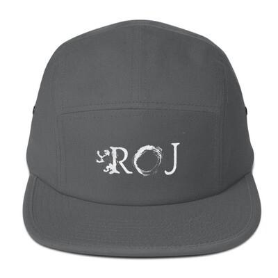 ROJ 5 Panel Free-style Jits Hat
