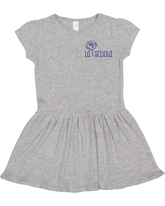Toddler Rib Dress