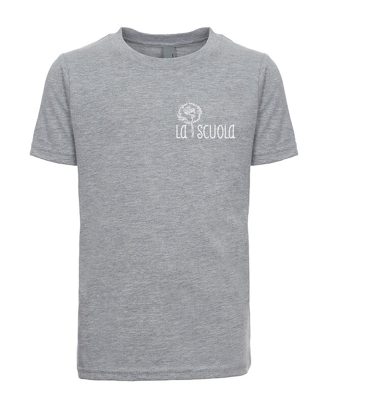 Youth Cotton Short Sleeve Tee