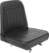 Simulator Seats(Fabric or vinyl) With Fwd/Aft Adjustment Rail