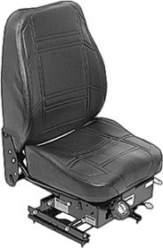 Reclining Aircraft Flight Simulator Seat