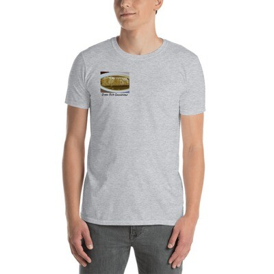 Green Chile plate shirt
