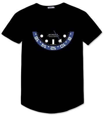 SHIRT: 116710BLNR GMT Master II Batman