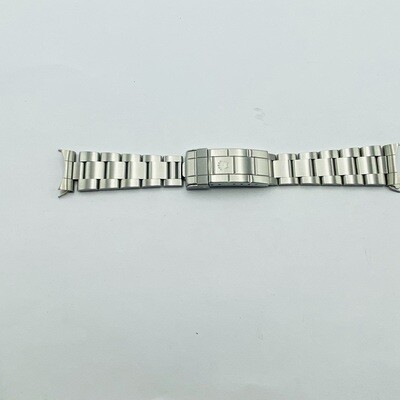 Never Polished Rolex Service Bracelet Oyster 93150 w/ 501 end pieces