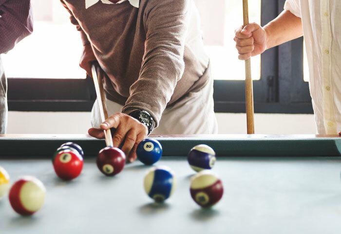 Billard et Snooker récréatif seulement - annuel Billard et Snooker récréatif seulement
