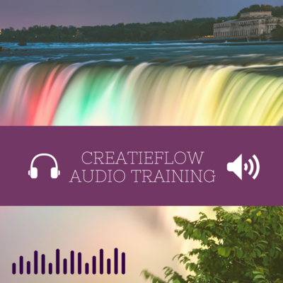 Creatieflow AUDIO TRAINING