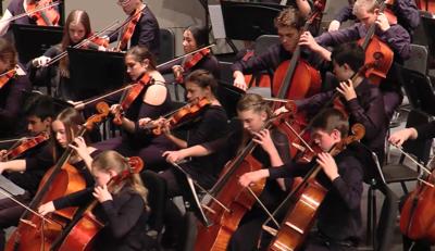 Stillwater High School Fall Orchestra Concert: November 12, 2019