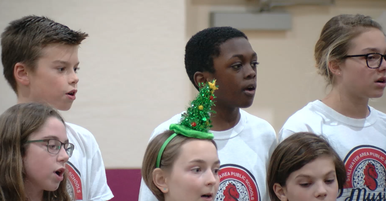 Rutherford Elementary Winter Concert: December 12, 2019 (Digital)