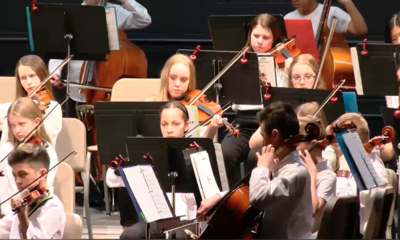 Oak-Land Middle School 6th Grade Orchestra Concert: January 14, 2020