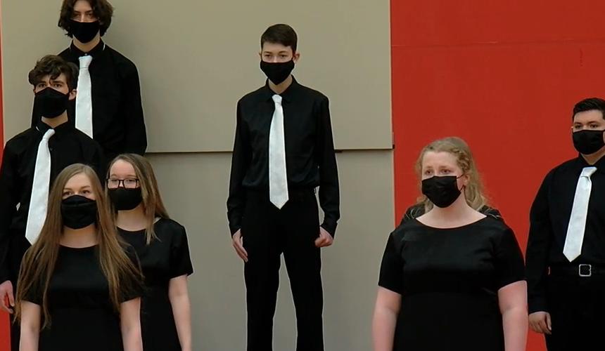 SAHS Spring Choir Performances : March 19, 2021