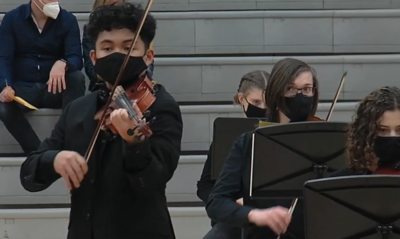 SAHS Spring Concert Orchestra : March 18, 2021