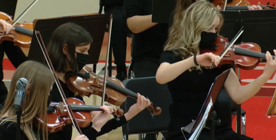 SAHS Spring Philharmonic Orchestra : March 19, 2021