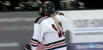 Stillwater vs East Ridge Girls Hockey : February 25, 2021