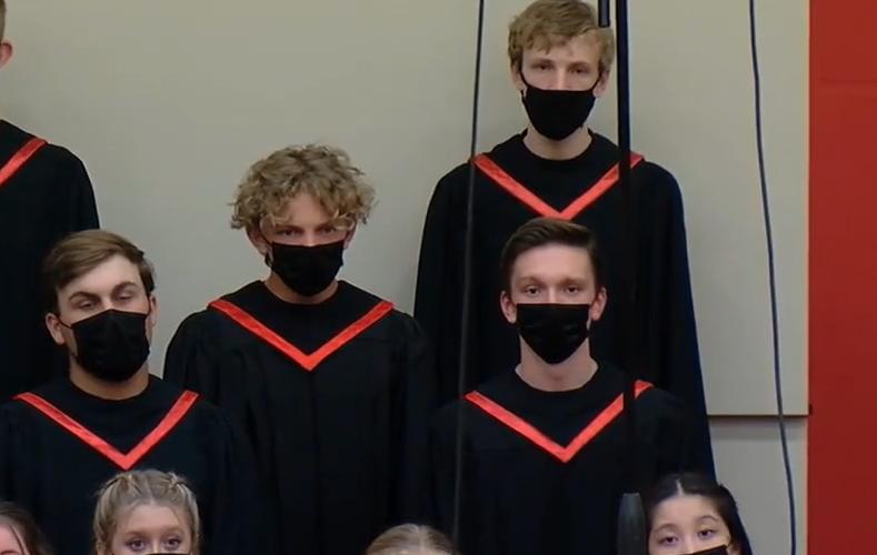 Stillwater Area High School Home Choir Concert : May 24, 2021