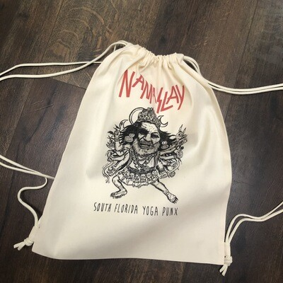 Namaslay Drawstring Backsack