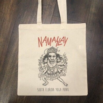Namaslay Canvas Tote