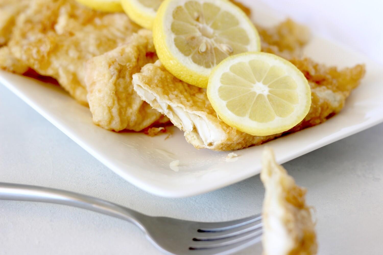 Lemon Tilapia