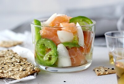 Schmaltz Salmon
