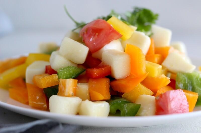 Hearts of Palm Salad