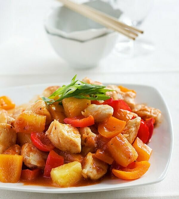 Sweet 'n Sour Chicken