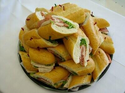 Sandwich Platter Package