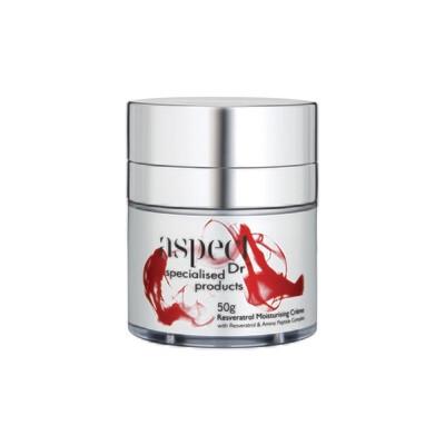 Resveratrol Moisturising Crème - 50g