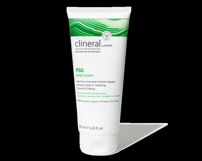 Clineral by Ahava - PSO Body Cream - 200ml