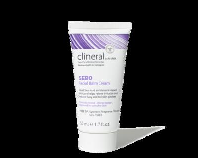 Clineral by Ahava - SEBO Facial Balm Cream - 50ml