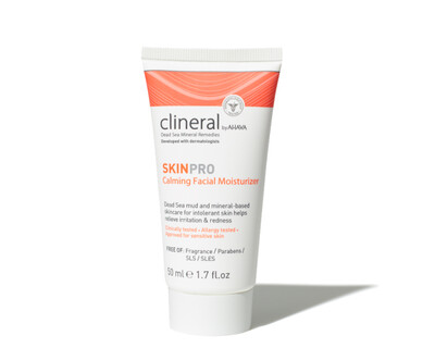 Clineral by Ahava - SKINPRO Calming Facial Moisturiser - 50ml