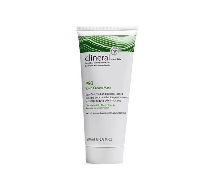 Clineral by Ahava - PSO Scalp Cream Mask - 200ml