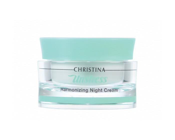 Christina Unstress - Harmonizing Night Cream - 50ml